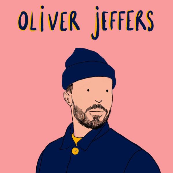 Oliver Jeffers - in de Wonderkamer - De Wonderacademie - Vicky Bogaert