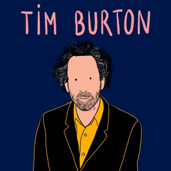 Tim Burton - in de Wonderkamer - De Wonderacademie - Vicky Bogaert
