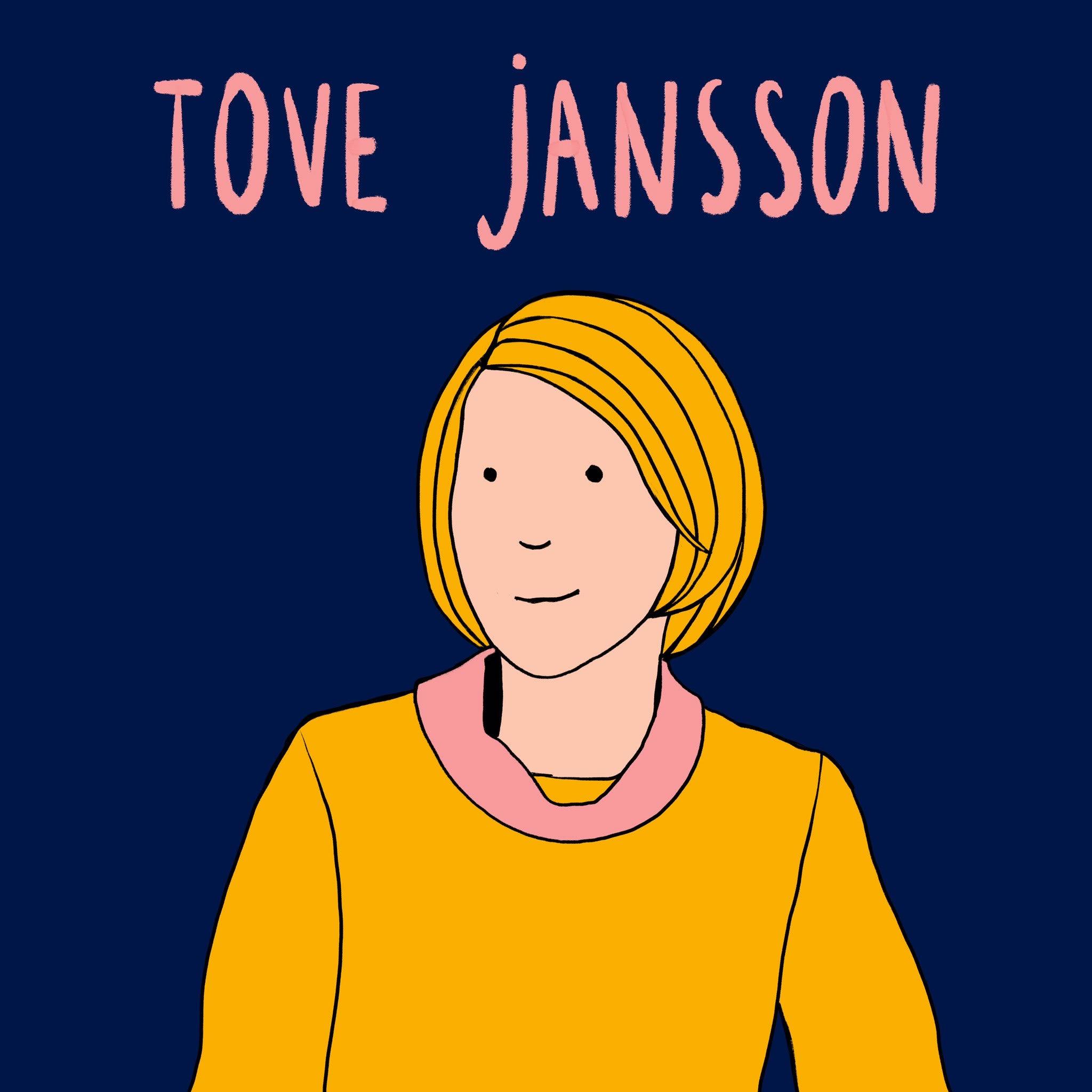 Tove Jansson - in de wonderkamer - De Wonderacademie - Vicky Bogaert
